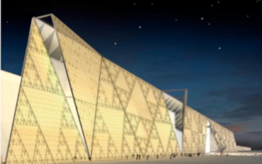 Grand Egyptian Museum - Cairo