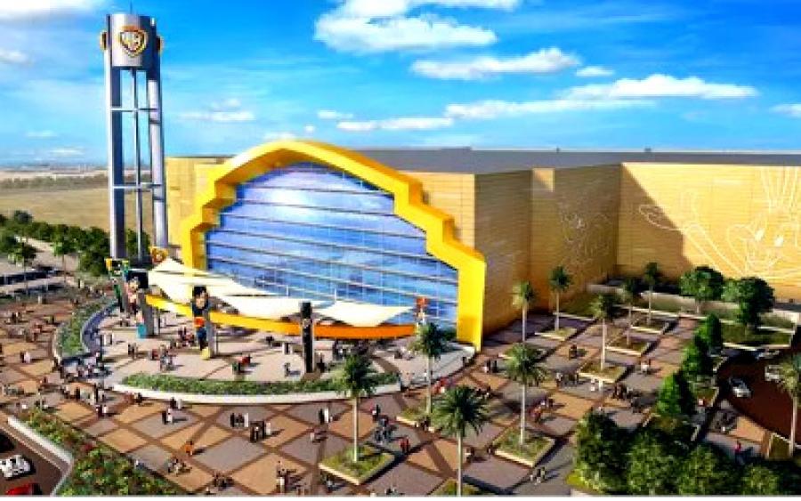 Warner Bros Theme Park - Abu Dhabi
