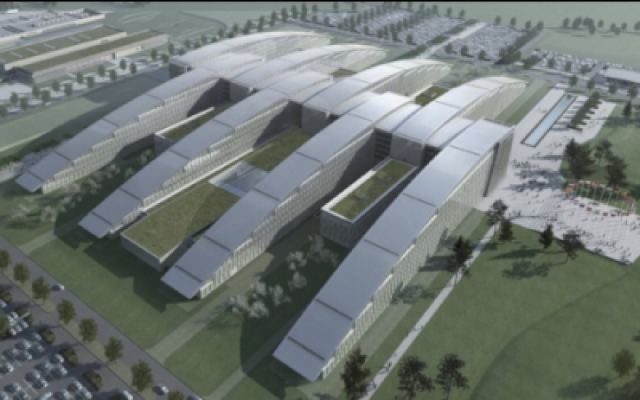 New NATO Military HQ - Brussel