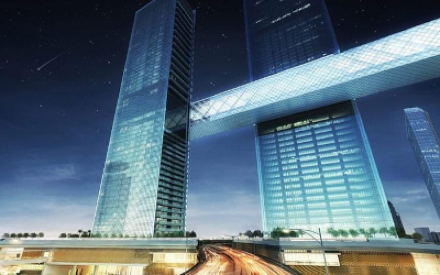 One Zabeel Towers - Dubai