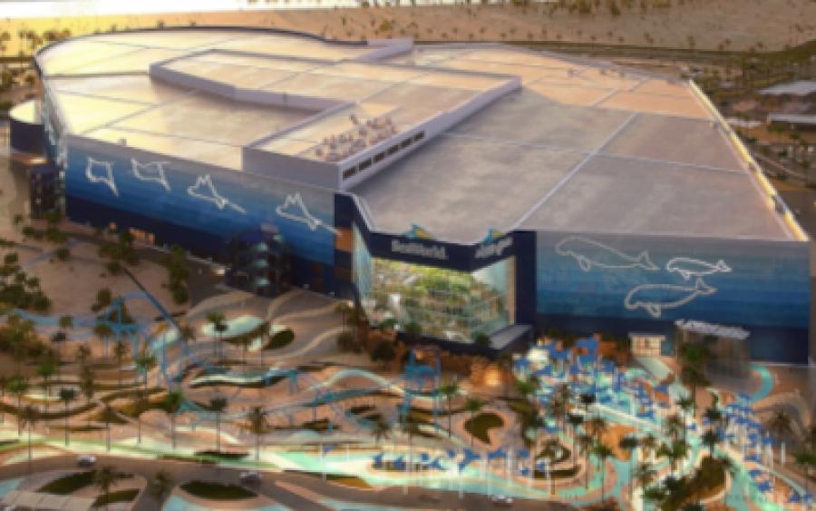 SeaWorld Theme Park Abu Dhabi