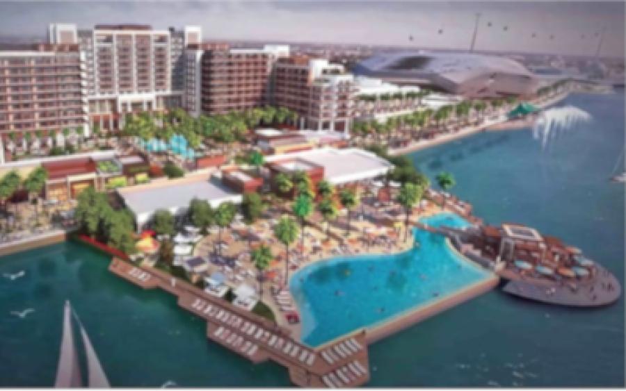 Hilton Family Hotel - Abu Dhabi