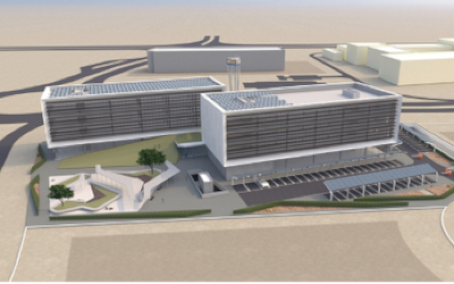 Jotun HQ - Dubai
